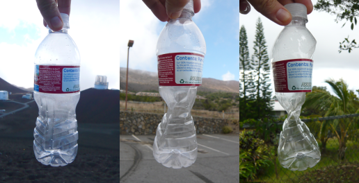 plastic_bottle_at_14000_feet_9000_feet_and_1000_feet_sealed_at_14000_feet